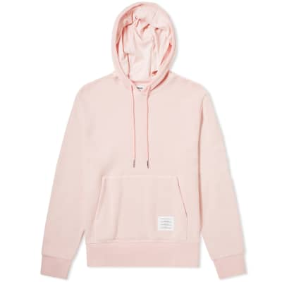 Thom Browne 4 Bar Pique Pullover Hoody