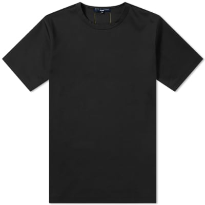 Comme des Garcons Homme Military Panel Tee
