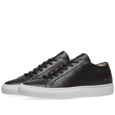 Common Projects Achilles Low Perforated