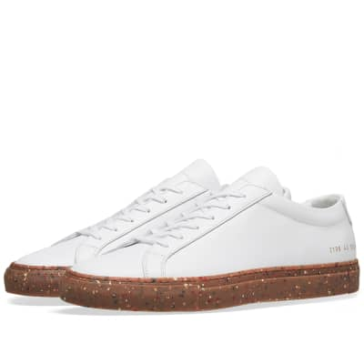Common Projects Original Achilles Low Camo Sole