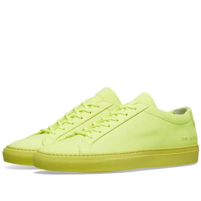 Common Projects Original Achilles Low Fluro