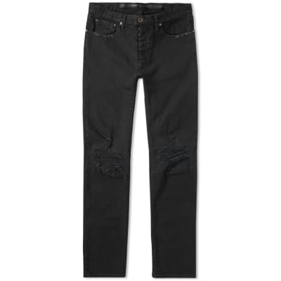 Unravel Project Distressed Skinny Jean