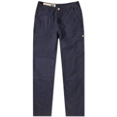 Bleu de Paname 10 Years Cargo Pant