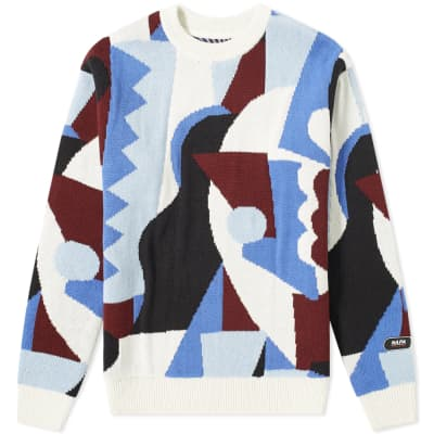 Napa by Martine Rose D-Ornon Crew Knit