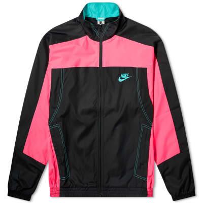 Nike x Atmos Vintage Patchwork Track Jacket