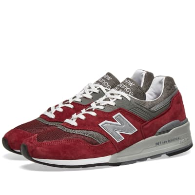 New Balance M997BR - Made in USA