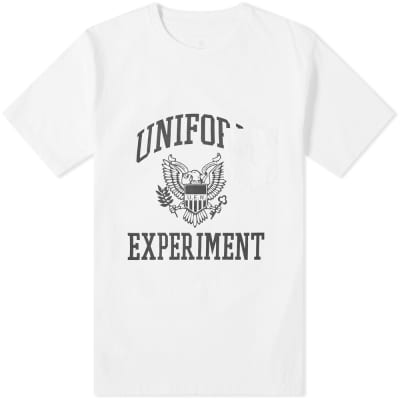 Uniform Experiment Eagle Pocket Tee