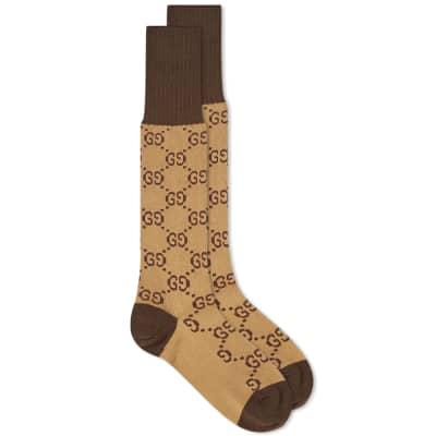Gucci GG Sock