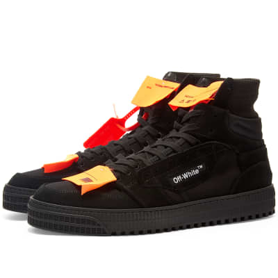 Off-White Off Court Suede Hi Sneaker