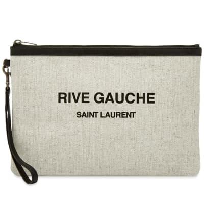 Saint Laurent YSL Rive Gauche Pouch