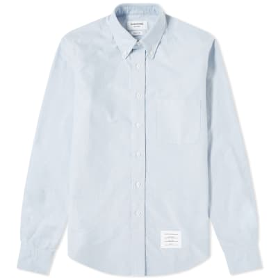 Thom Browne 4 Bar Oxford Shirt