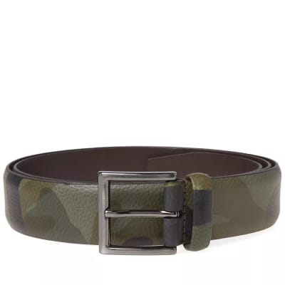Anderson's Grain Leather Belt