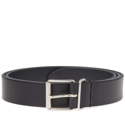 Anderson's Slim Leather Belt