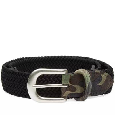 Anderson's Woven Textile Belt
