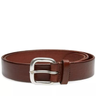 Anderson's Burnished Leather Belt