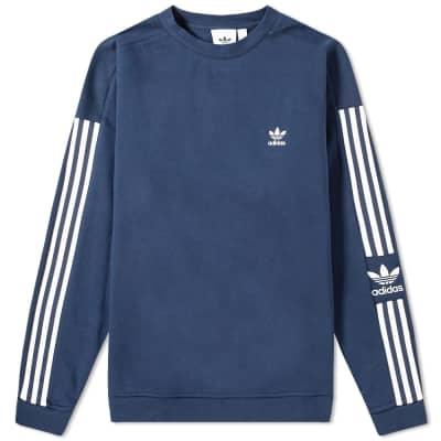 7eeb74207 Adidas Lock Up Crew Sweat