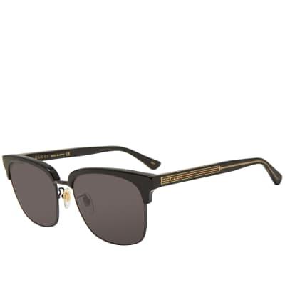 9438a67dc3b1 Gucci Web Wirecore Sunglasses
