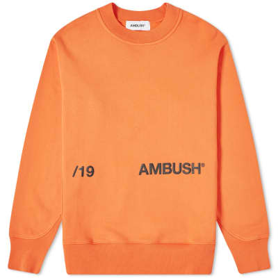 Ambush AW19 Crew Sweat