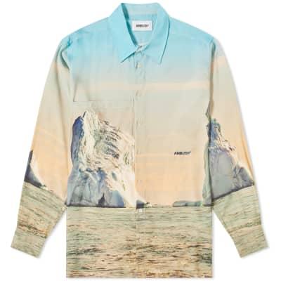 Ambush Iceburg Print Shirt