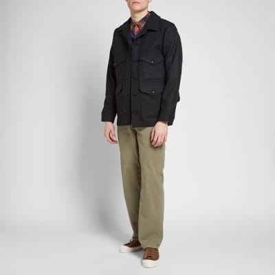 Filson Alaska Fit Mackinaw Cruiser Jacket