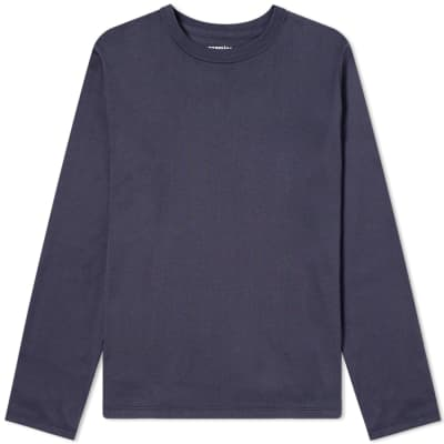Nanamica Long Sleeve Loopwheel CoolMax Tee