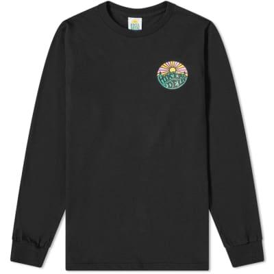 Hikerdelic Long Sleeve Original Logo Tee