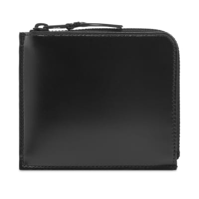 Comme des Garcons SA3100VB Very Black Wallet