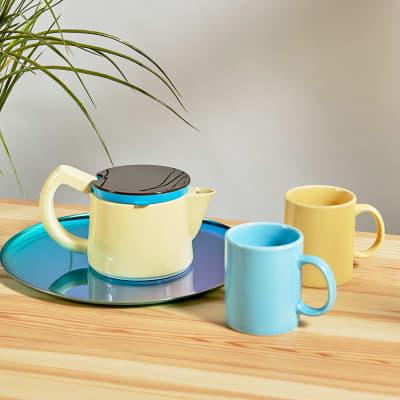 HAY Porcelain Coffee Pot
