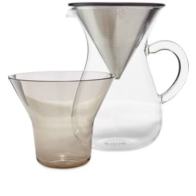 KINTO SCS Coffee Carafe Set