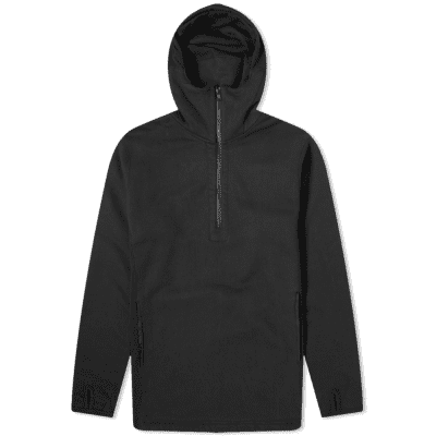 Nonnative Cyclist Half Zip Hoody