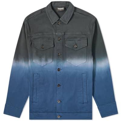 PLEASURES Dawn Trucker Jacket