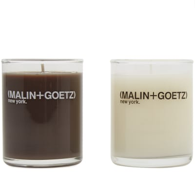 Malin + Goetz Best Paired Votives Set