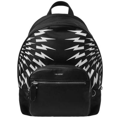 Neil Barrett Lightning Bolt Backpack