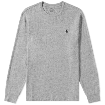 Polo Ralph Lauren Long Sleeve Custom Fit Tee