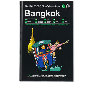 The Monocle Travel Guide: Bangkok