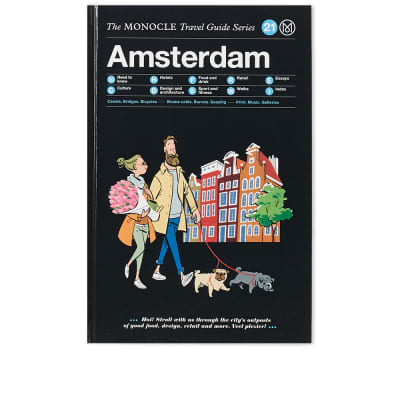 The Monocle Travel Guide: Amsterdam
