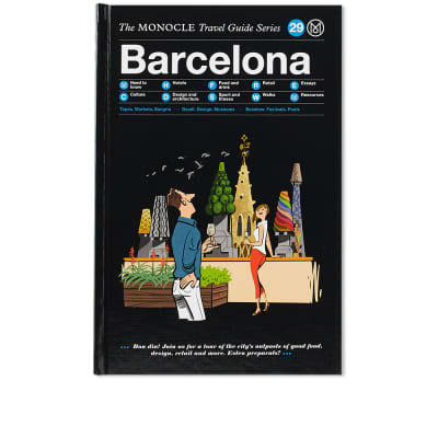 The Monocle Travel Guide: Barcelona