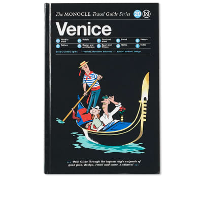 The Monocle Travel Guide: Venice