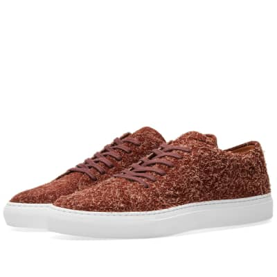 Common Projects Court Low Suede