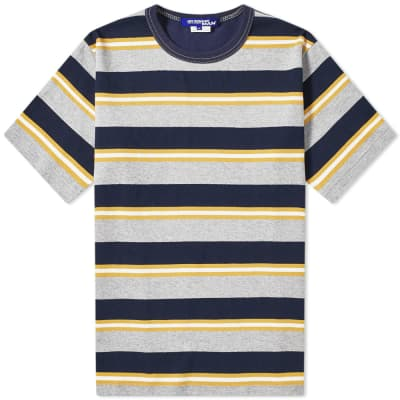 Junya Watanabe MAN Bold Stripe Tee