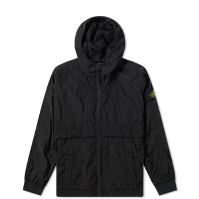 Stone Island Junior Nylon Metal Hooded Jacket