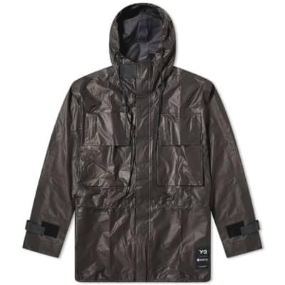 Y-3 U Gore-Tex Hooded Utility Jacket