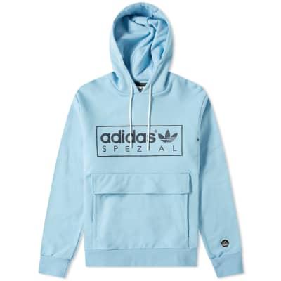 Adidas SPZL Banktop Popover Hoody