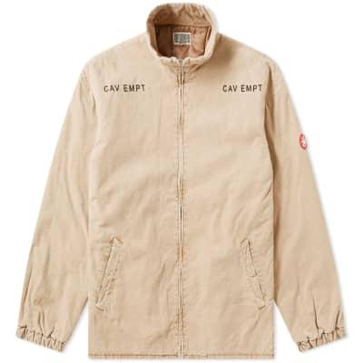 Cav Empt Corduroy Harrington Jacket