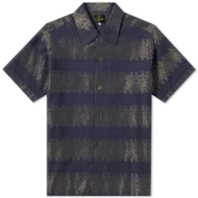Needles Jacquard Vacation Shirt