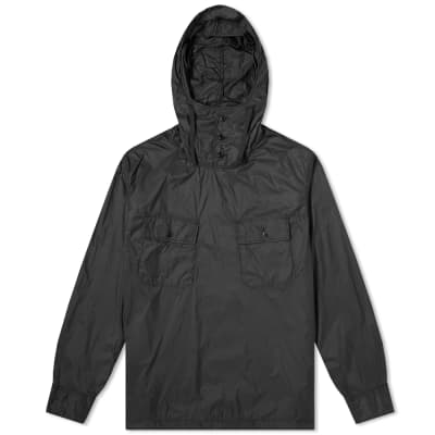 Engineered Garments Cagoule Popover Nylon Taffeta Shirt Jacket