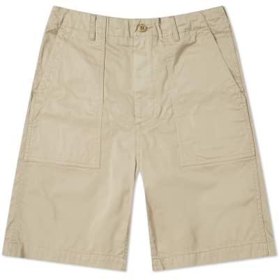Engineered Garments Fatigue Twill Short