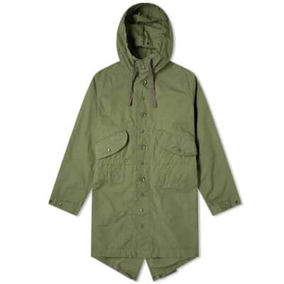 Engineered Garments Highland Ripstop Parka