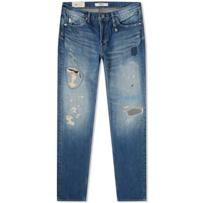 FDMTL Classic Straight Denim Jean