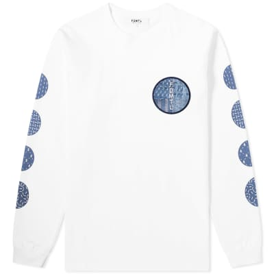 FDMTL Long Sleeve Circle Boro Tee